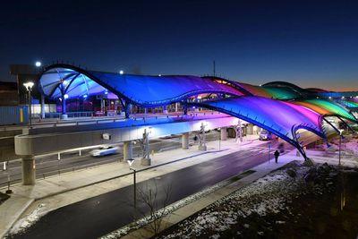 4. Greater Rochester International Airport, Rochester, New York