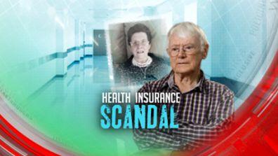 Abandoned: health insurance scandal