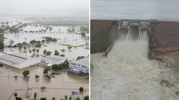 Queensland Floods Weather