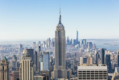 #10 The Empire State Building