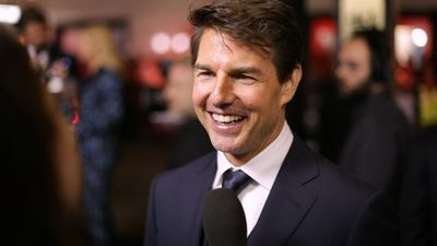 Exclusive: Tom Cruise on fighting with Russell Crowe and going nude in The Mummy