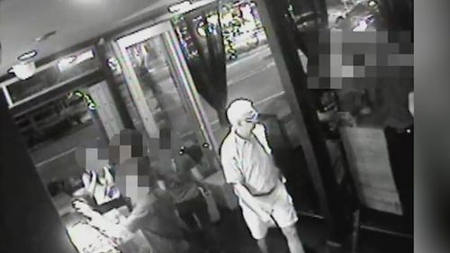 A 48-year-old allegedly had part of his thumb bitten off during a fight with a 53-year-old in Fortitude Valley in April. Picture: Supplied