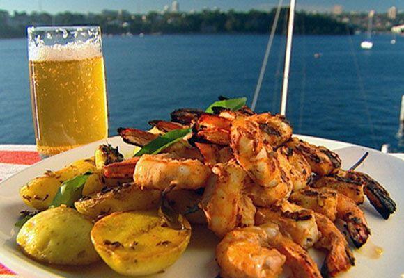 Barbecue prawn recipes