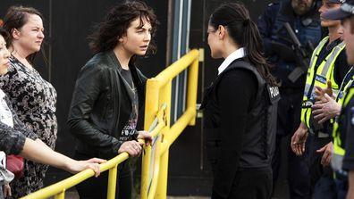 Halifax: Retribution finale Episode 7 2020 Mavournee Hazel Ming-Zhu Hii