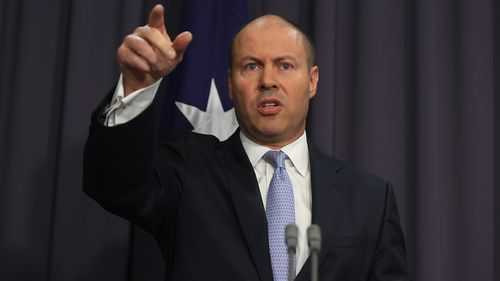"Treasurer Josh Frydenberg described Facebook's move as ""wrong"" and ""heavy-handed""."