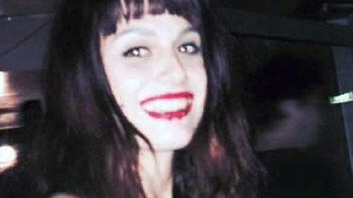 Evie Amati has been accused of an axe attack at a 7-Eleven in Sydney.
