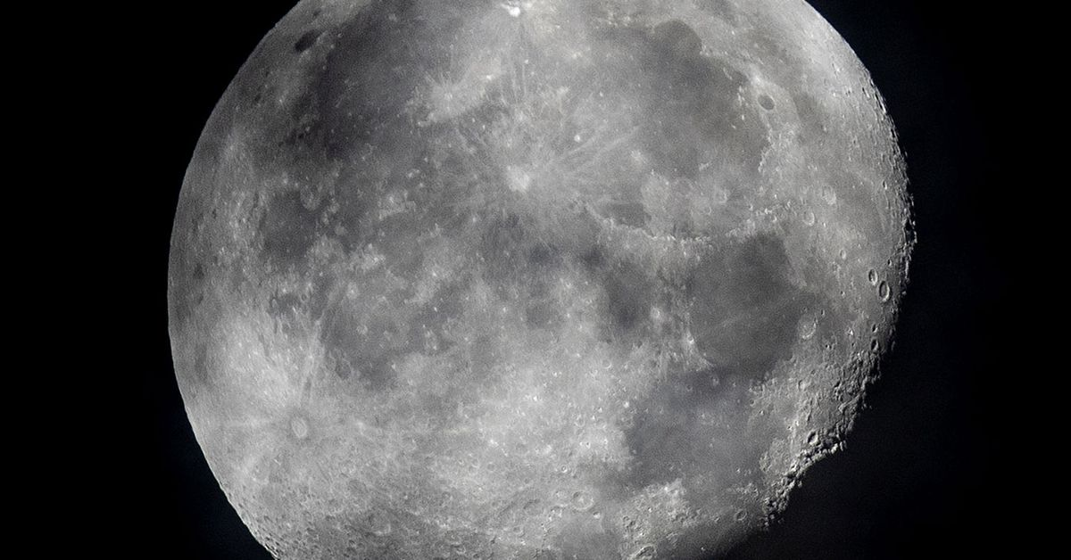 Moon may hold frozen water in more places than suspected – 9News