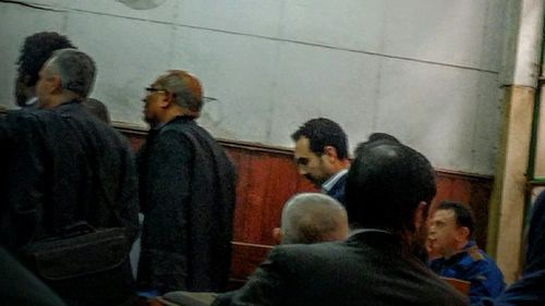 Egyptian author jailed over sex scenes published in a state-owned newspaper