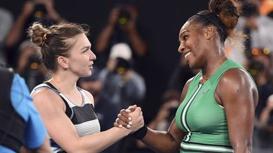 Questions over Serena Williams' mum's reaction to her win