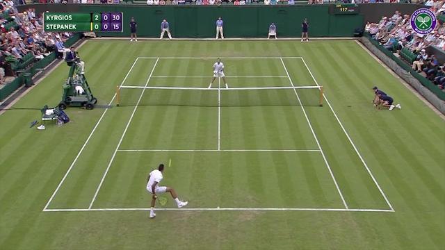 Rain holds up Tomic, Barton at Wimbledon