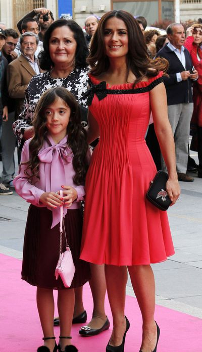 For her 8th birthday, the daughter of actressSalma Hayekand French businessmanFrançois-Henri Pinault, Valentina, received a $16 million dollar Los Angeles estate in her name. Never too young to invest in property in Hollywood.