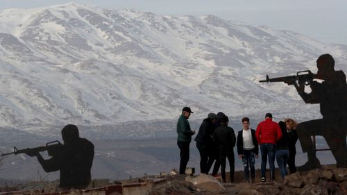 The Golan Heights has been an area of tension between Israel and Syria for decades.
