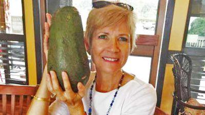 Biggest avocado