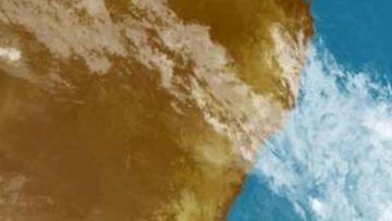 Fire zones expecting heavy rain, cooler conditions