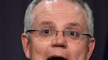 Scott Morrison sworn in as new PM
