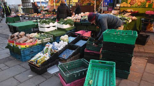 A no-deal Brexit could cause serious delays in food imports from the EU.
