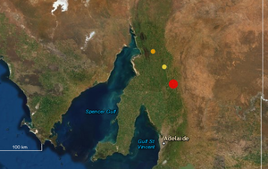 Rattling earthquake strikes South Australia