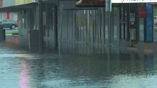 The Bureau of Meteorology on Wednesday issued a major flood warning for the Flinders River near Normanton.