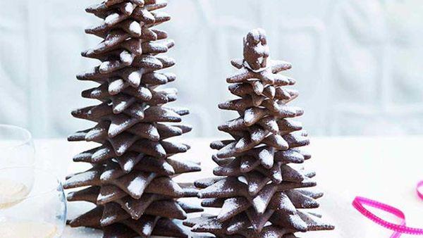 Adriano Zumbo gingerbread Christmas tree