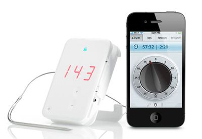 iDevices iGrill thermometer