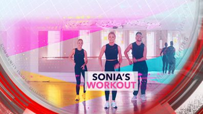 Sonia's workout