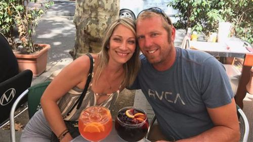 Jared Tucker was celebrating his one-year anniversary with his wife. (Facebook)