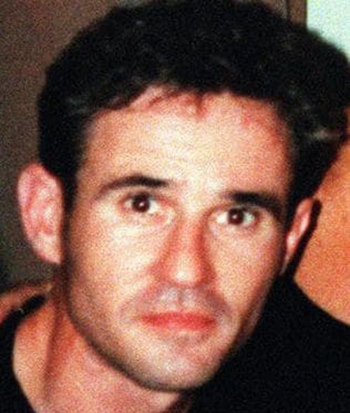 The rest of Christopher Dorrian's body has never been found. Picture: 9NEWS
