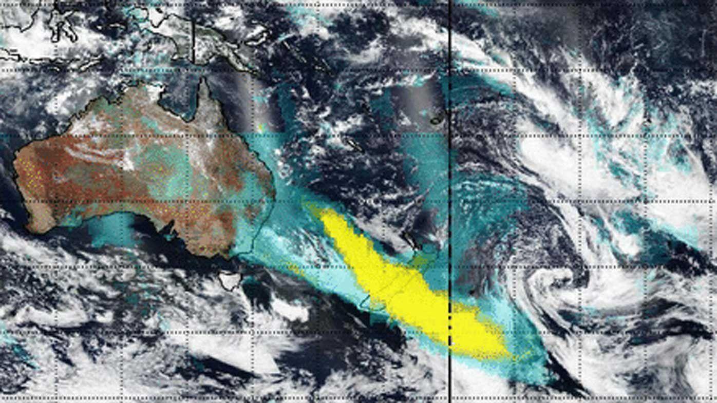 Bushfire smoke to return to Australia after full circuit of the globe