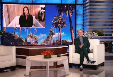 Jessica Biel Ellen DeGeneres