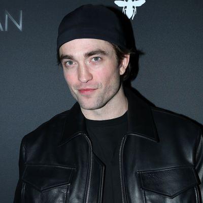 Robert Pattinson as Edward Cullen: Now