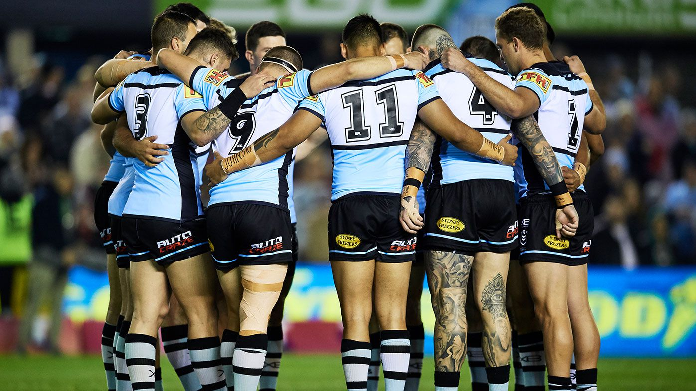 Cronulla Sharks on the hunt for new chief executive