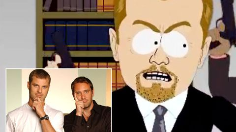South Park creators admit to unintentional plagiarism