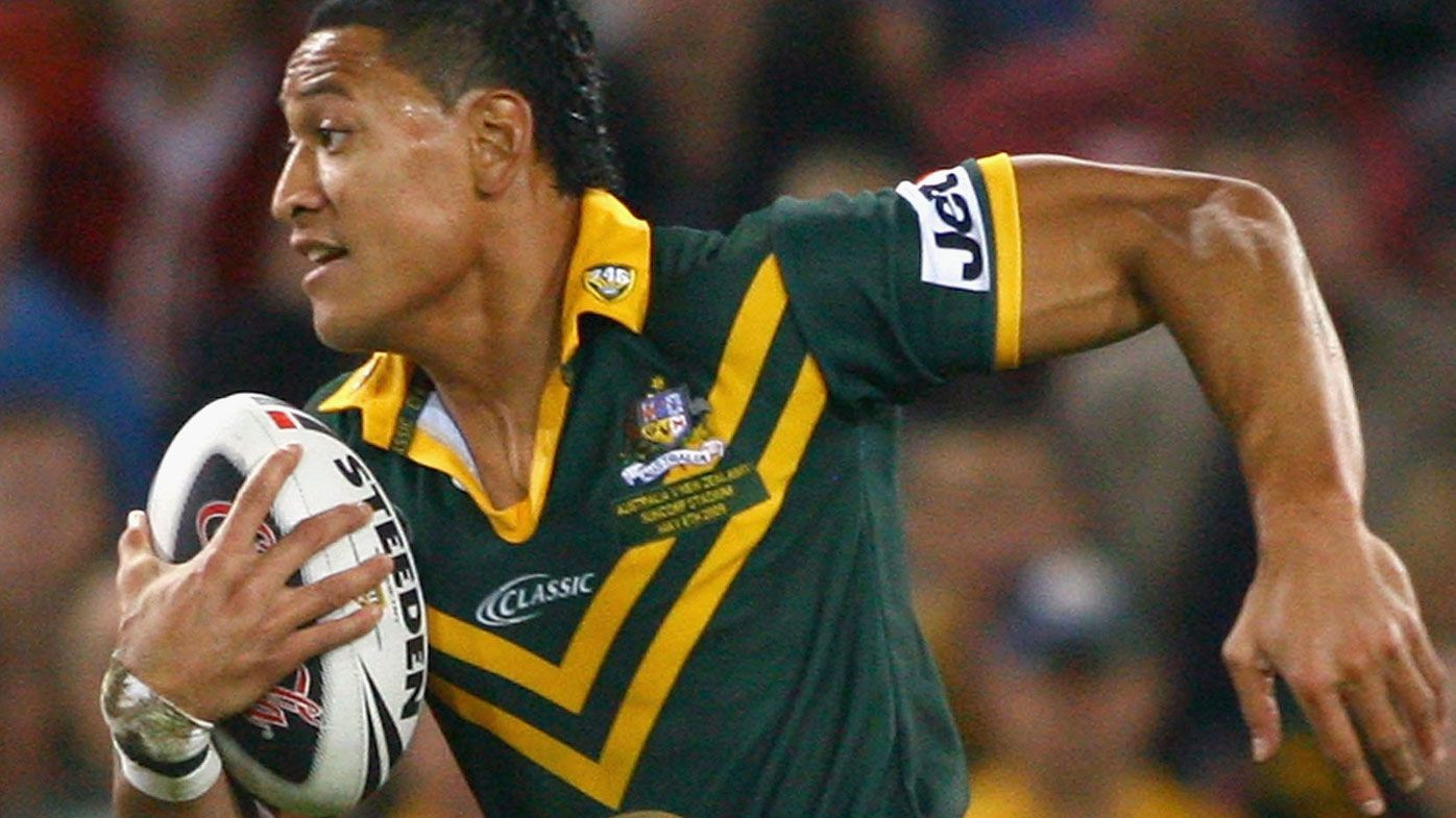Israel Folau NRL comeback supported by Andrew Johns and Brad Fittler