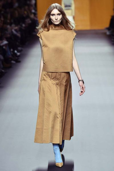 Nadège Vanhee-Cybulski returns to timeless luxury.