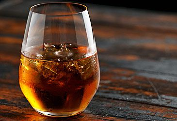 Daily Quiz: Which state produces 95 percent of the world's bourbon?