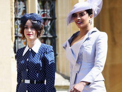 Abigail Spencer and Priyanka Chopra