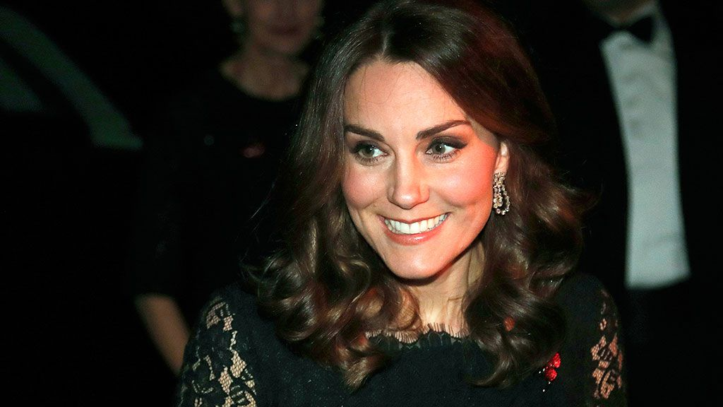 The Duchess of Cambridge attends the Royal Festival of Remembrance