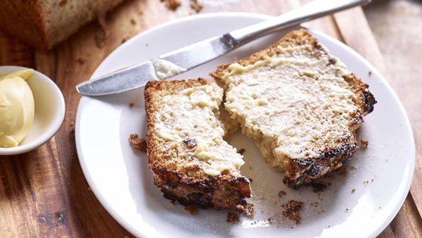 Sultana Bran banana bread