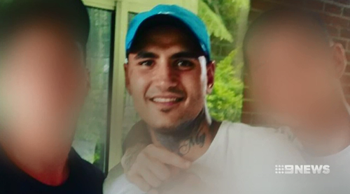 Josh Ventura was arrested after an alleged crime spree in Sydney's south ended with a crash on the Princes Highway.