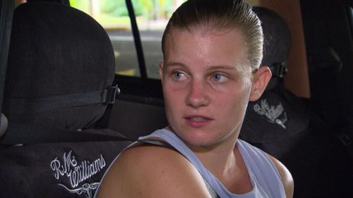 Kristi Hatton was allegedly carjacked.