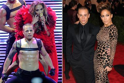 J-Lo started dating her back-up dancer Casper Smart just months after her split from ex-husband Marc Anthony in 2011. TheFIX's source tells us she's got him on the payroll as a production assistant for the next season of <i>American Idol</i> ... earning $150,000 for his very important efforts!<br/><br/>Images: Getty