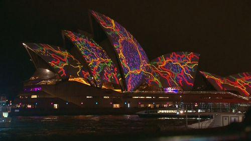 Vivid Festival returns to light up Sydney