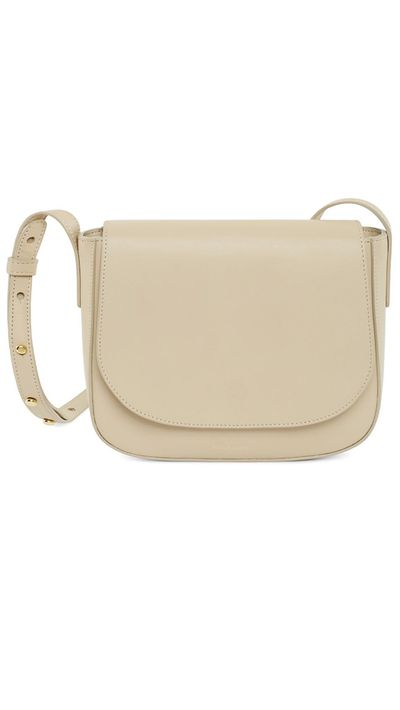 "<a href=""https://www.mychameleon.com.au/crossbody-bag-calf-sand-p-3695.html?typemf=women"" target=""_blank"">Bag, $845, Mansur Gavriel at mychameleon.com.au</a>"