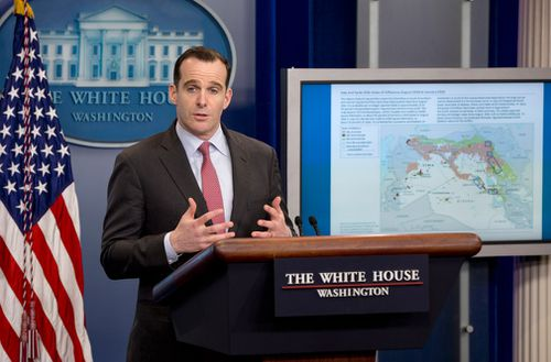 Brett McGurk, the US envoy to the global coalition fighting the ISIS group, has resigned in protest to President Donald Trump's abrupt decision to withdraw US troops from Syria.
