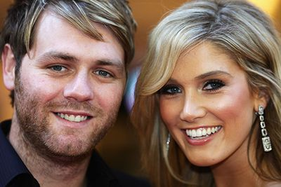 Delta and Brian McFadden<br />