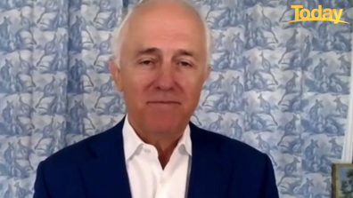 Speaking to Today, Malcolm Turnbull called Australia Day 'divisive' but he doesn't believe the date will be shifted until the Queen's reign ends.