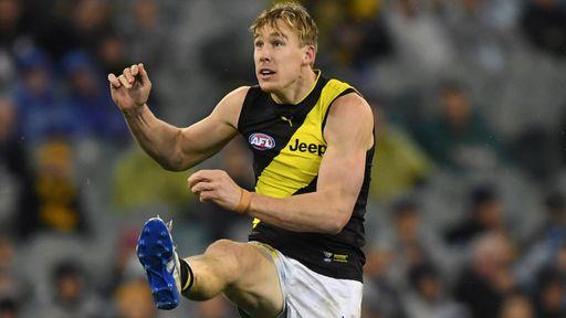 AFL news | Richmond Tigers, how Tom Lynch won teammates' respect
