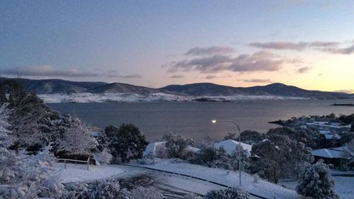The town of Jindabyne is a tourist mecca in the winter months. Picture: File image