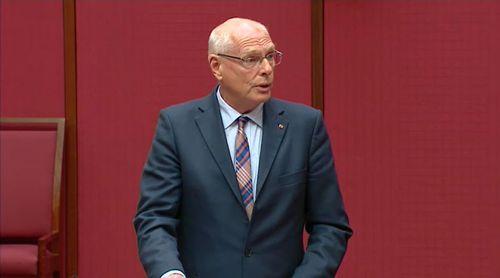 Senate Stillborn inquiry Jim Molan