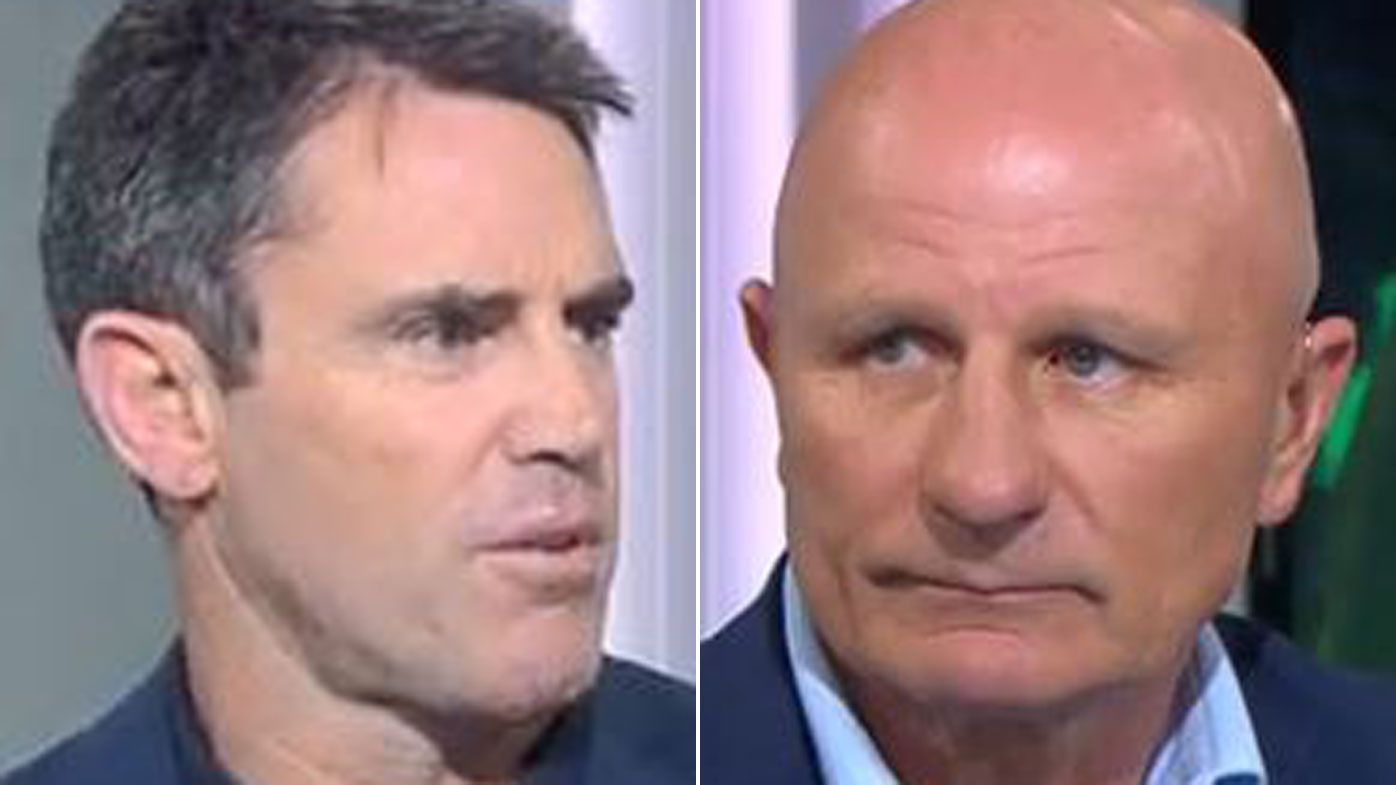 Peter Sterling, Brad Fittler clash over Parramatta Eels 'failure', 2020 hopes